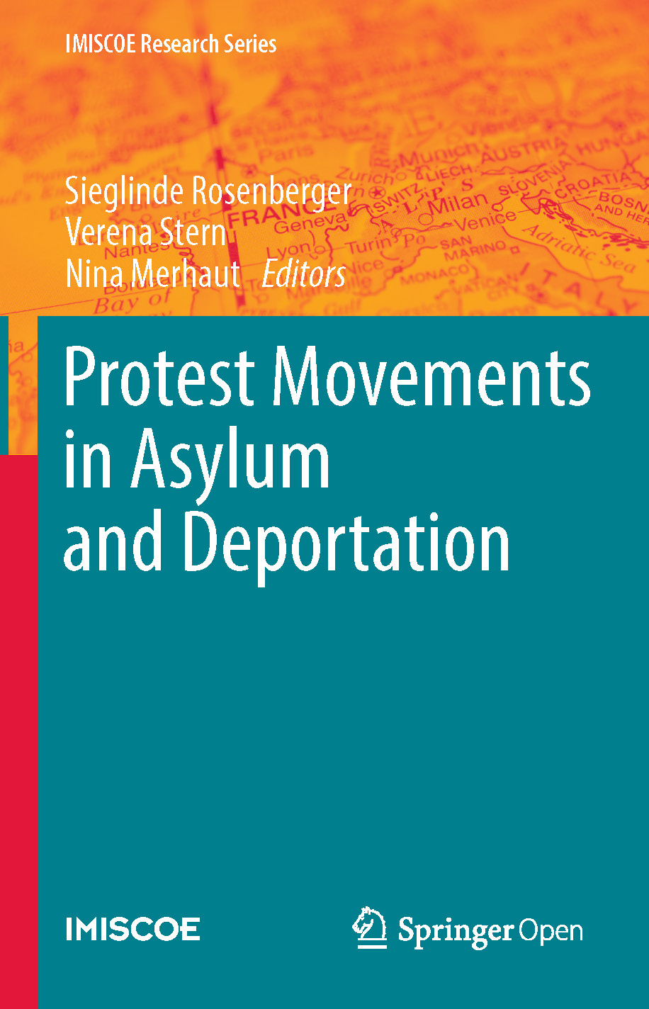 Cover of Protest Movements in Asylum and Deportation