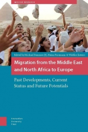 Cover of Migration from the Middle East and North Africa to Europe