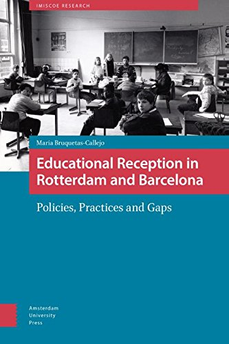 Cover of Educational Reception in Rotterdam and Barcelona