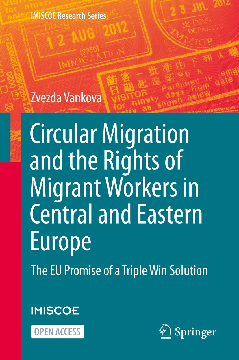 Cover of Circular Migration and the Rights of Migrant Workers in Central and Eastern Europe