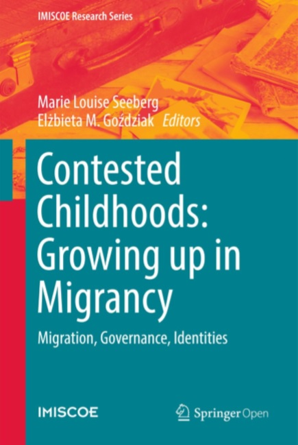 Cover of Contested Childhoods
