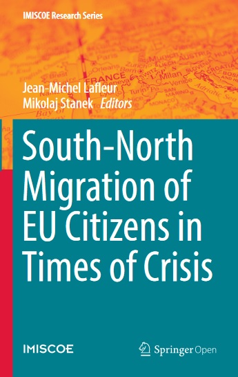 Cover of South-North Migration of EU Citizens in Times of Crisis