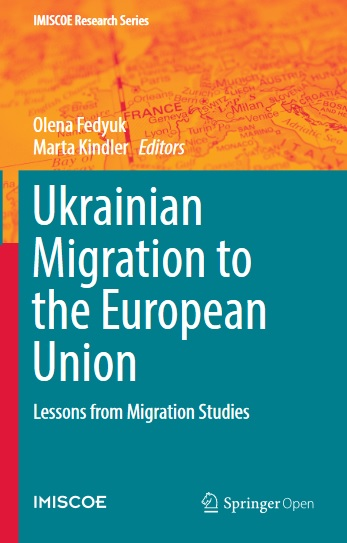 Cover of Ukrainian Migration to the European Union
