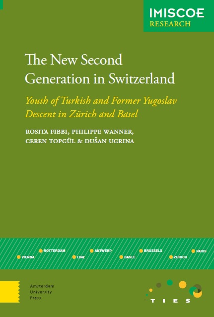 Cover of The New Second Generation in Switzerland