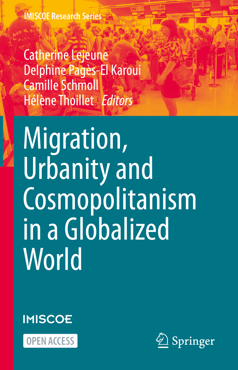 Cover of Migration, Urbanity and Cosmopolitanism in a Globalized World