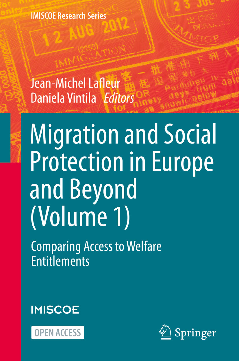 Cover of Migration and Social Protection in Europe and Beyond (Volume 1)