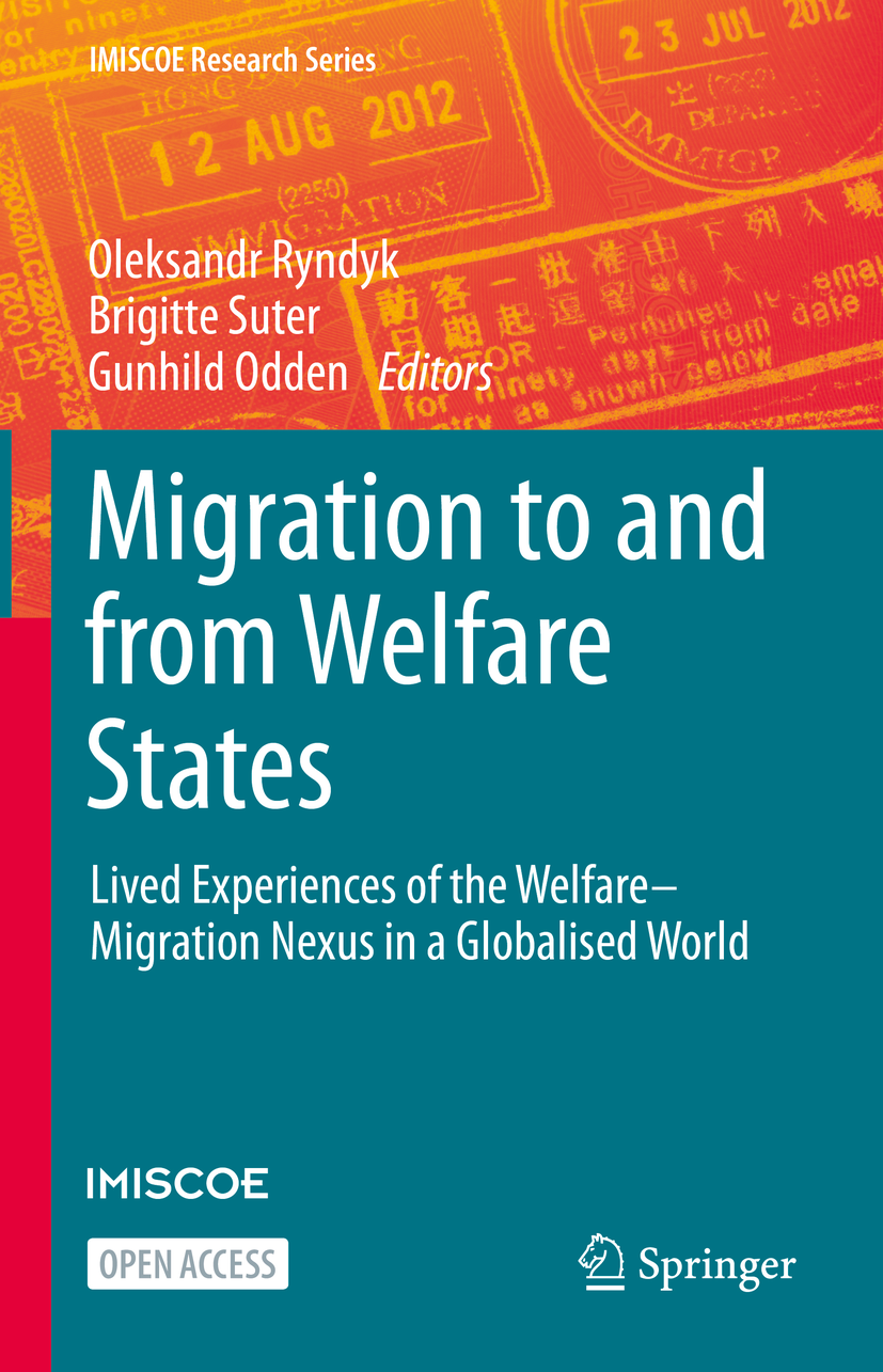 Cover of Migration to and from Welfare States