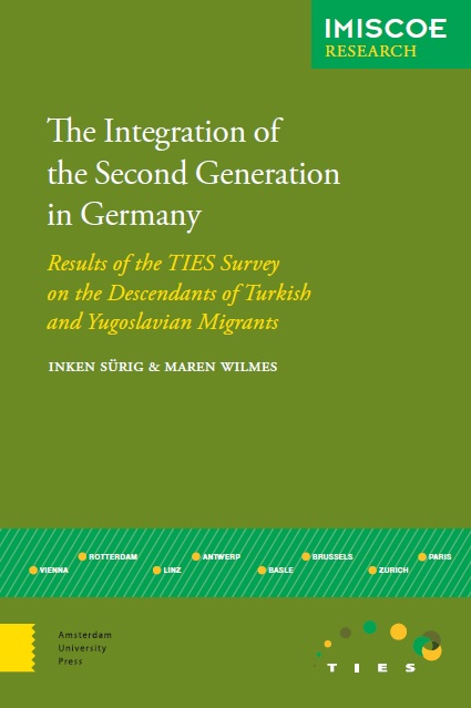 Cover of The Integration of the Second Generation in Germany