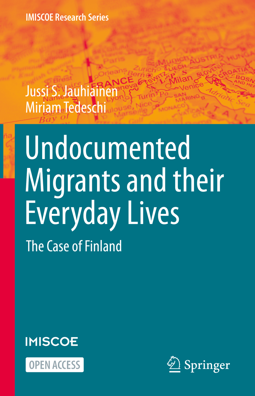 Cover of Undocumented Migrants and their Everyday Lives