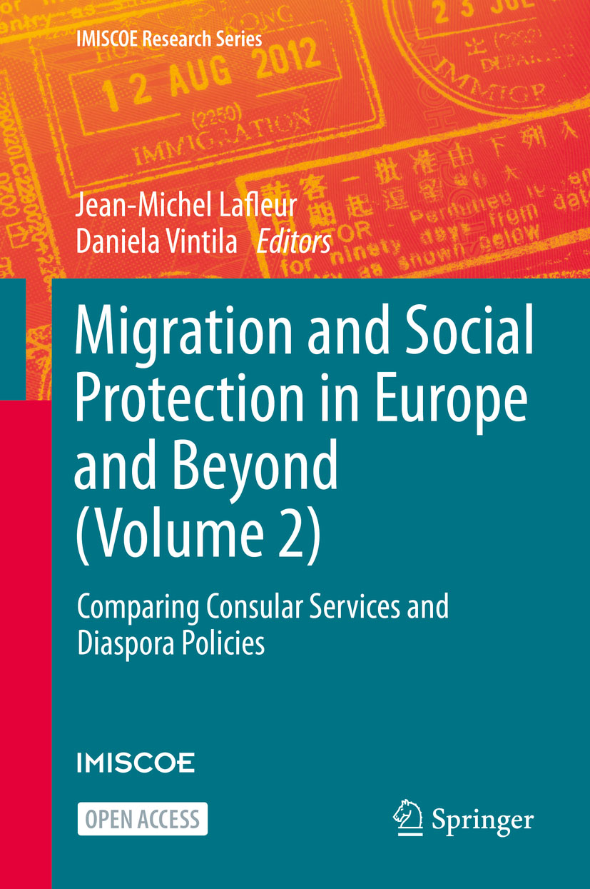 Cover of Migration and Social Protection in Europe and Beyond (Volume 2)