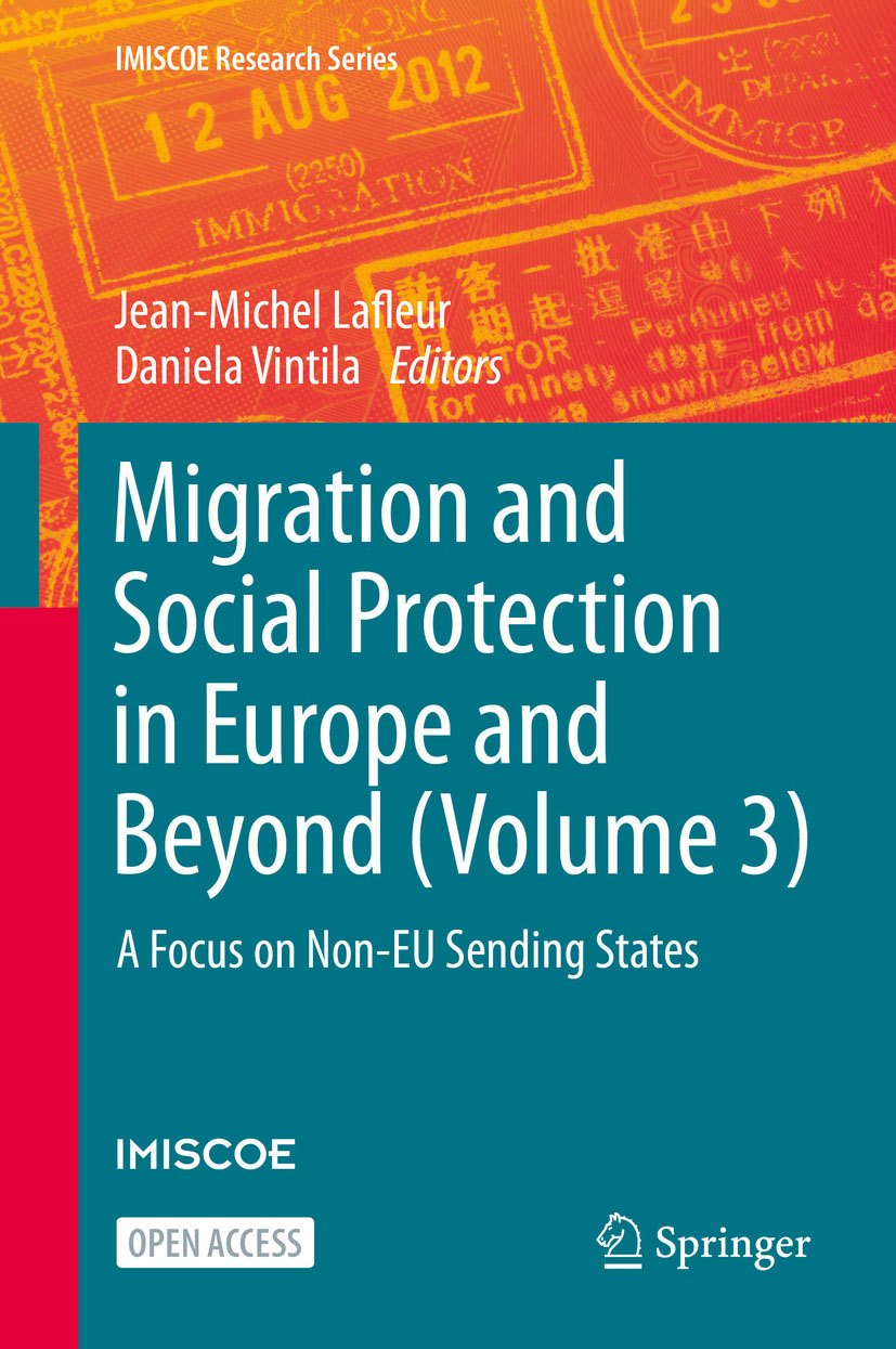 Cover of Migration and Social Protection in Europe and Beyond (Volume 3)
