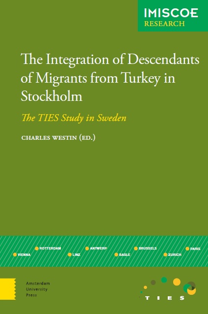 Cover of The Integration of Descendants of Migrants from Turkey in Stockholm