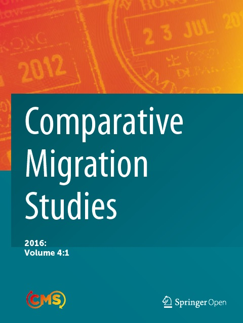 Cover of Comparative Migration Studies, Vol. 4, No. 1