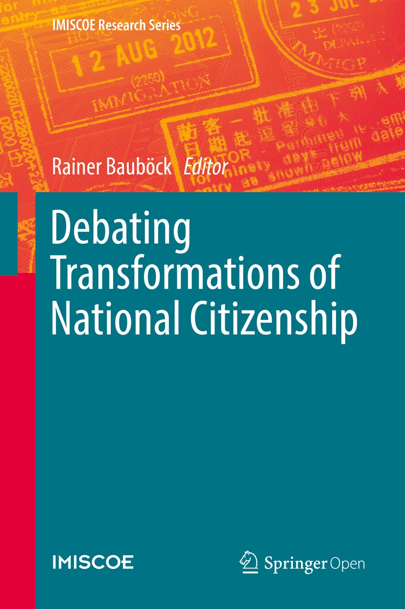 Cover of Debating Transformations of National Citizenship