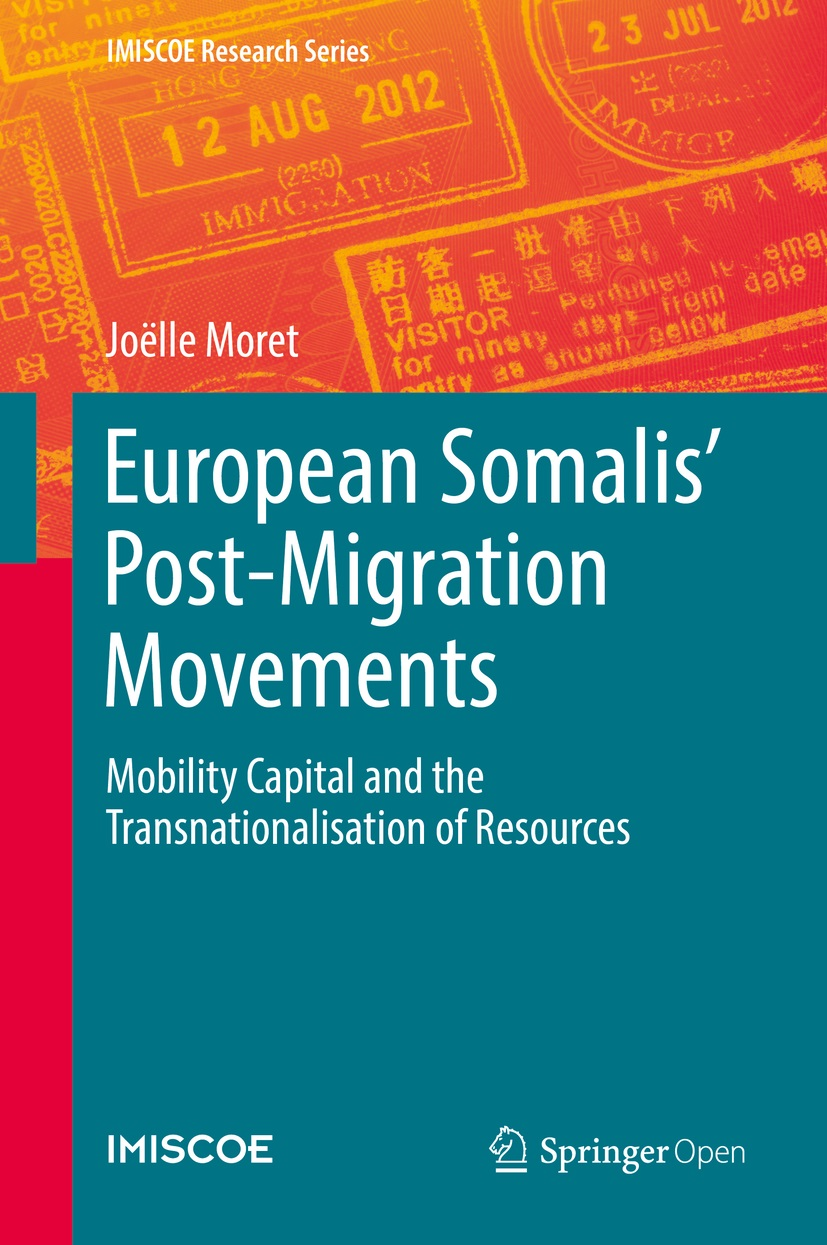 Cover of European Somalis' Post-Migration Movements