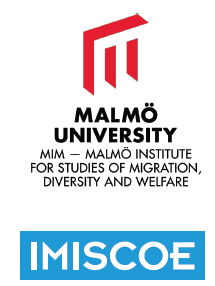 16th Annual IMISCOE Conference June 26-28, 2019 Malmö University