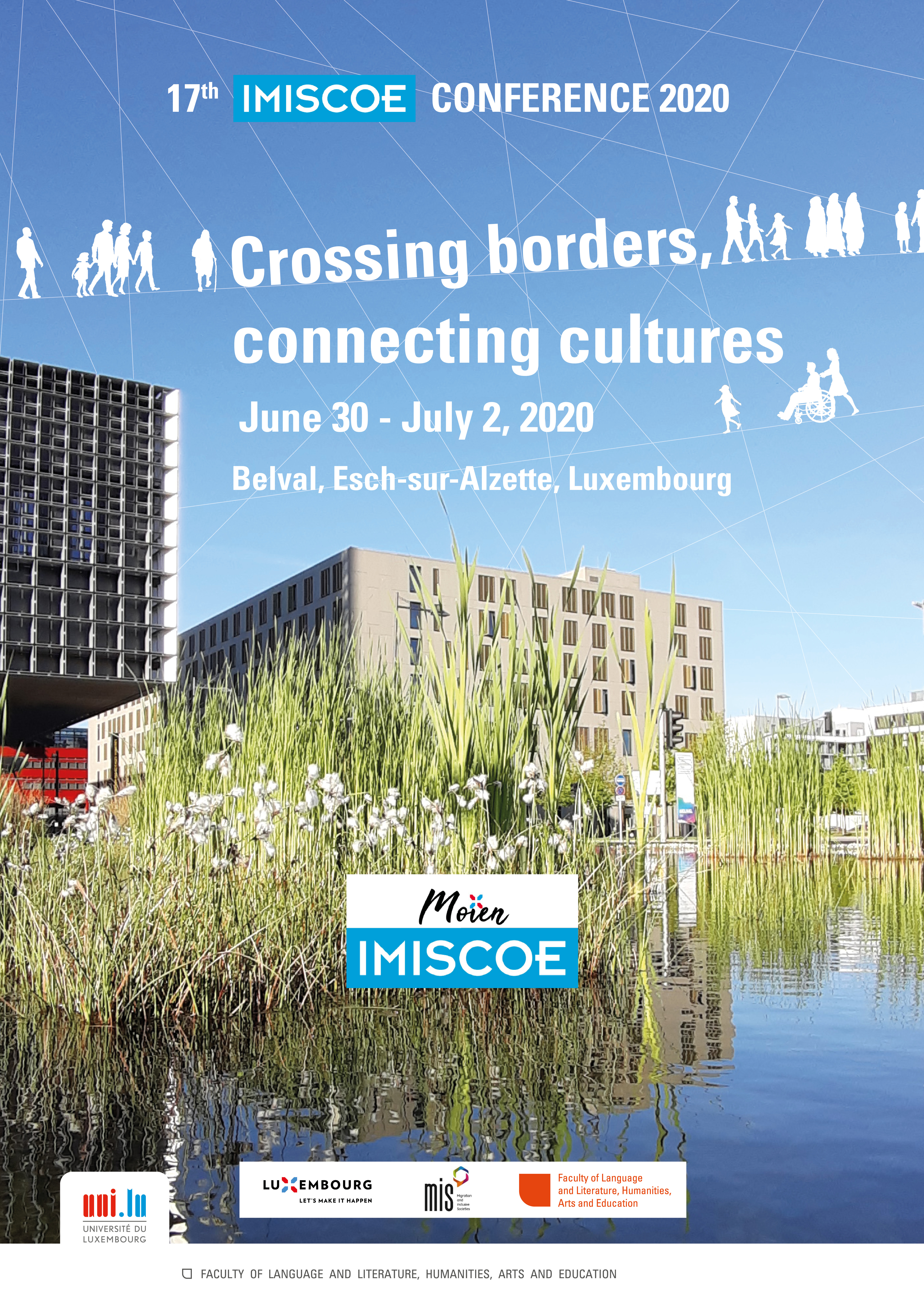 Spring Conference 2020.17th Imiscoe Annual Conference Luxembourg June 30 2 July