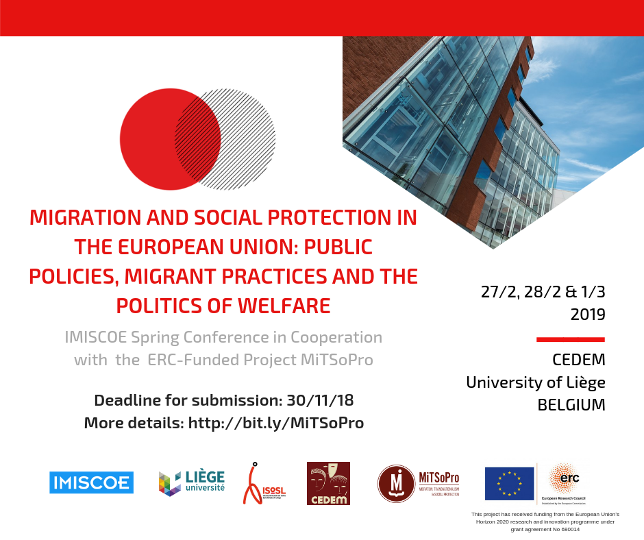 migration and mobility in the european union the european union series