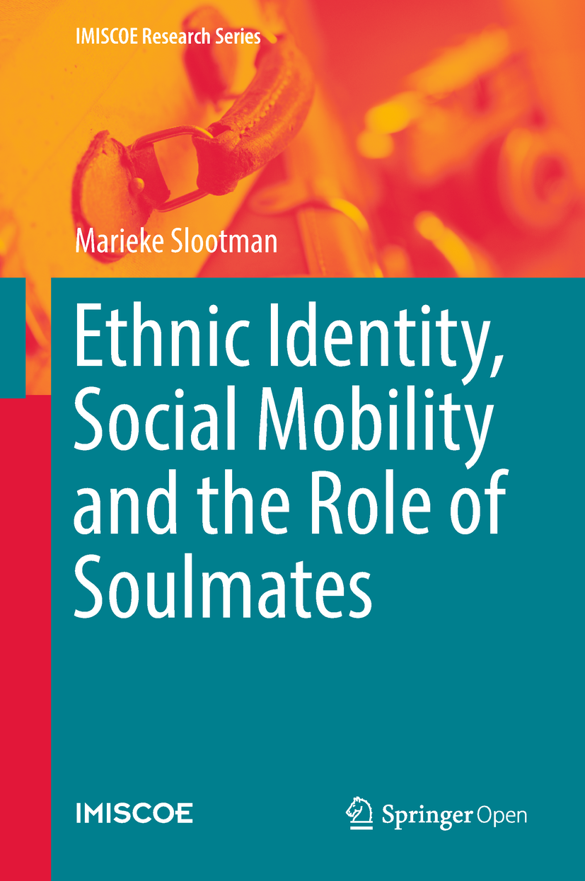 Cover of Ethnic Identity, Social Mobility and the Role of Soulmates