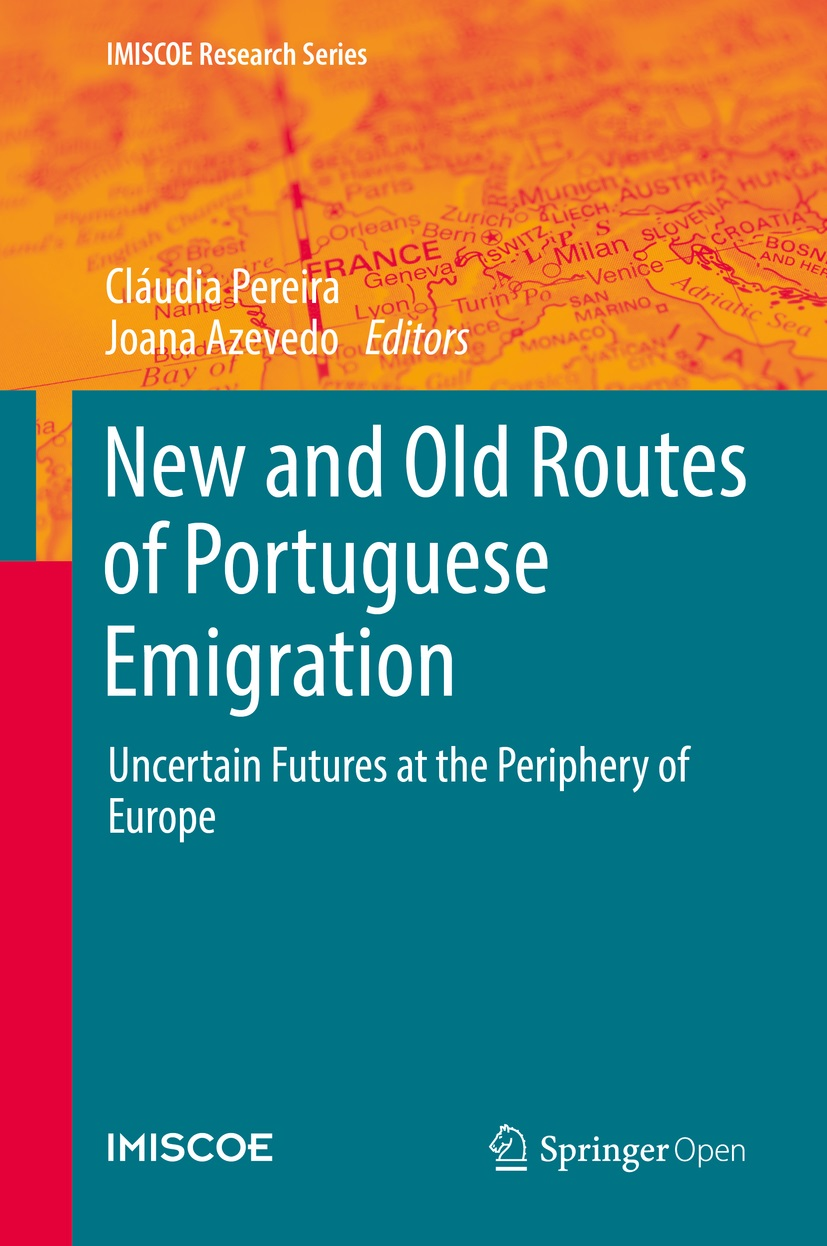 Cover of New and Old Routes of Portuguese Emigration