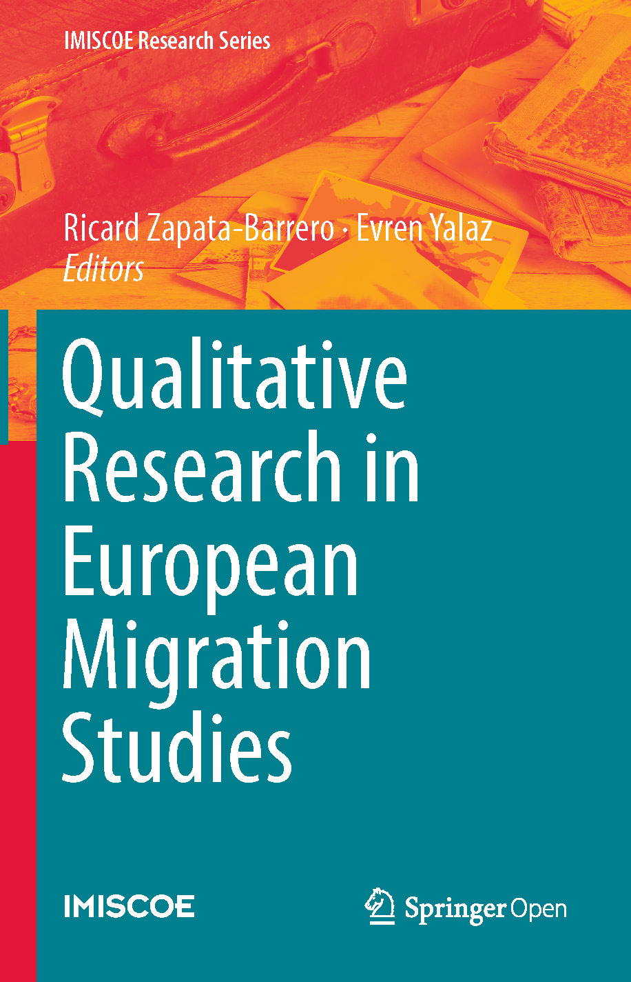 Cover of Qualitative Research in European Migration Studies