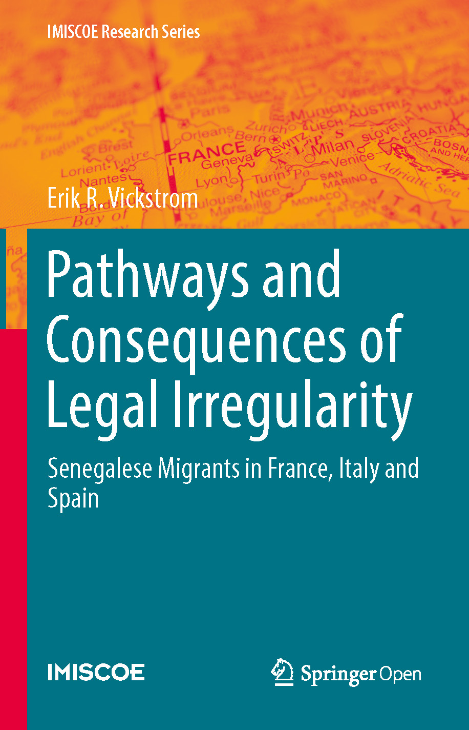 Cover of Pathways and Consequences of Legal Irregularity