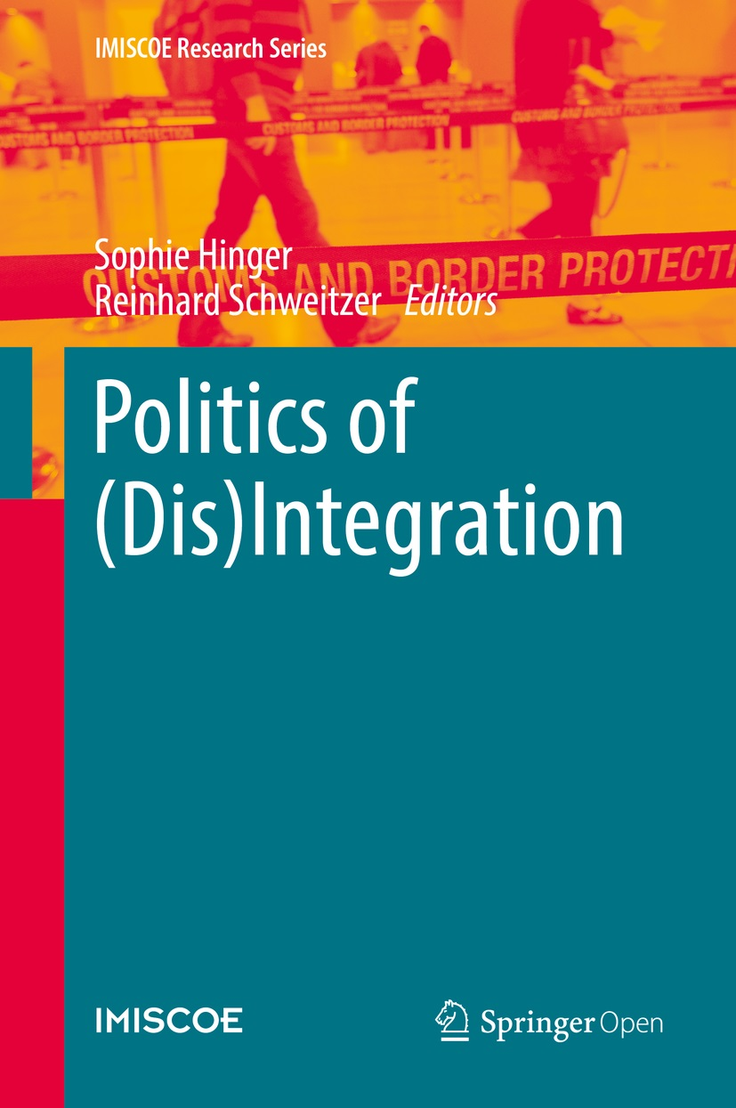 Cover of Politics of (Dis)Integration