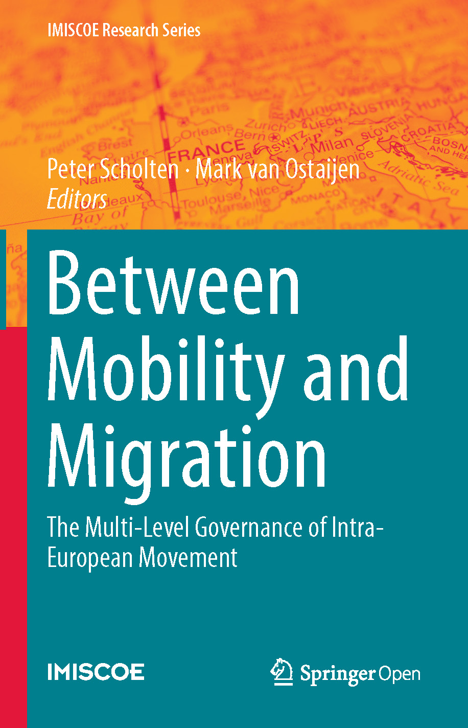 Cover of Between Mobility and Migration