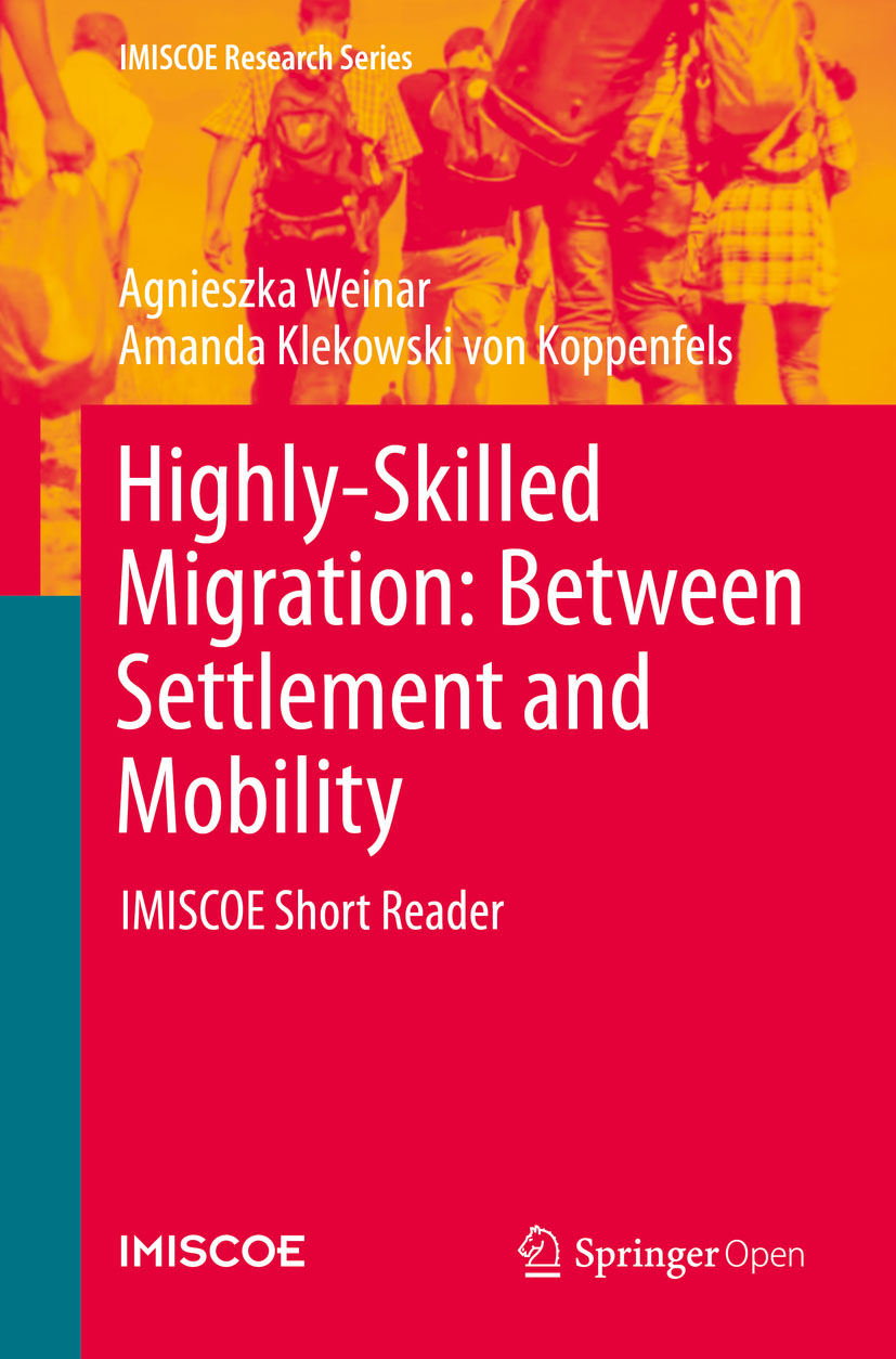 Cover of Highly-Skilled Migration: Between Settlement and Mobility