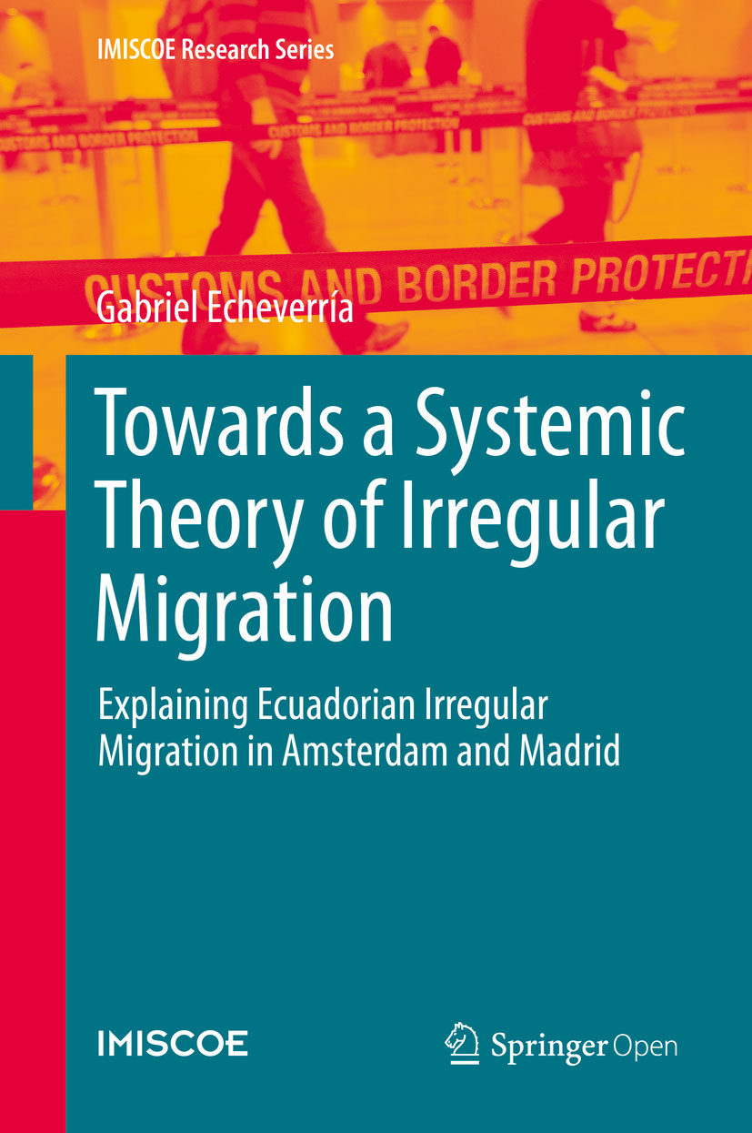 Cover of Towards a Systemic Theory of Irregular Migration