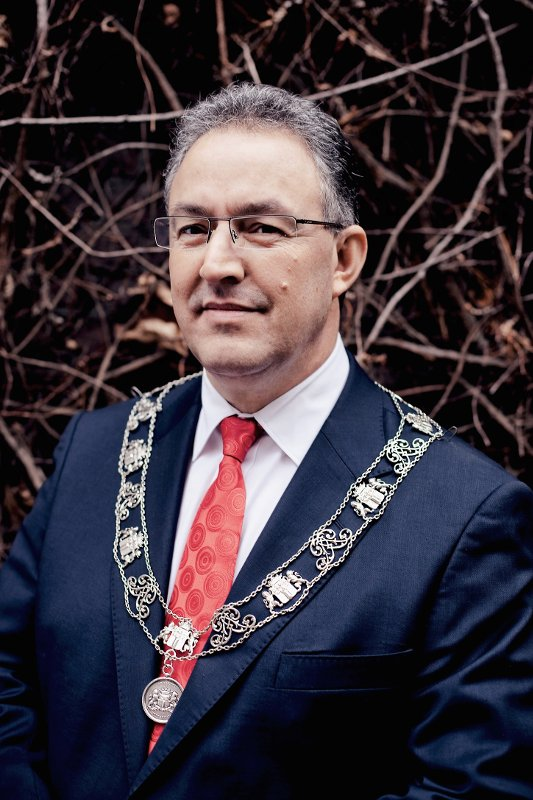 Mayor of Rotterdam Ahmed Aboutaleb