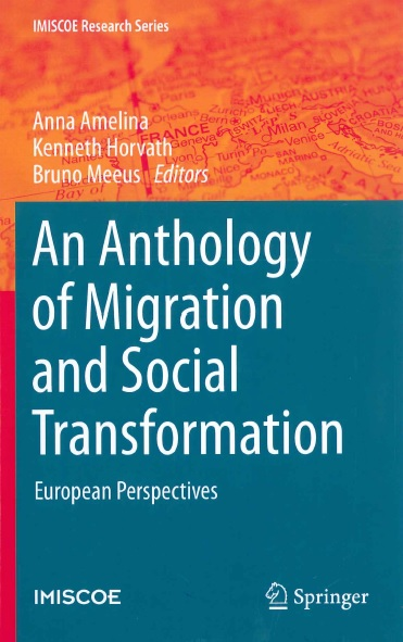 Cover of An Anthology of Migration and Social Transformation