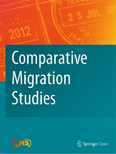 Cover of Comparative Migration Studies, Vol. 3, No. 4