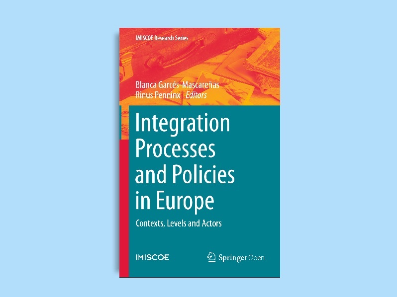 New book available: Integration Processes and Policies in