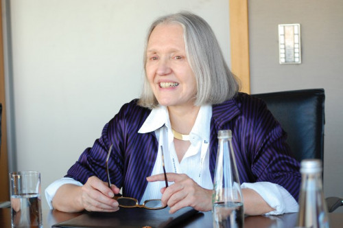 Keynote speaker Saskia Sassen, 30 June 2017, scheduled approx. 4:00 pm