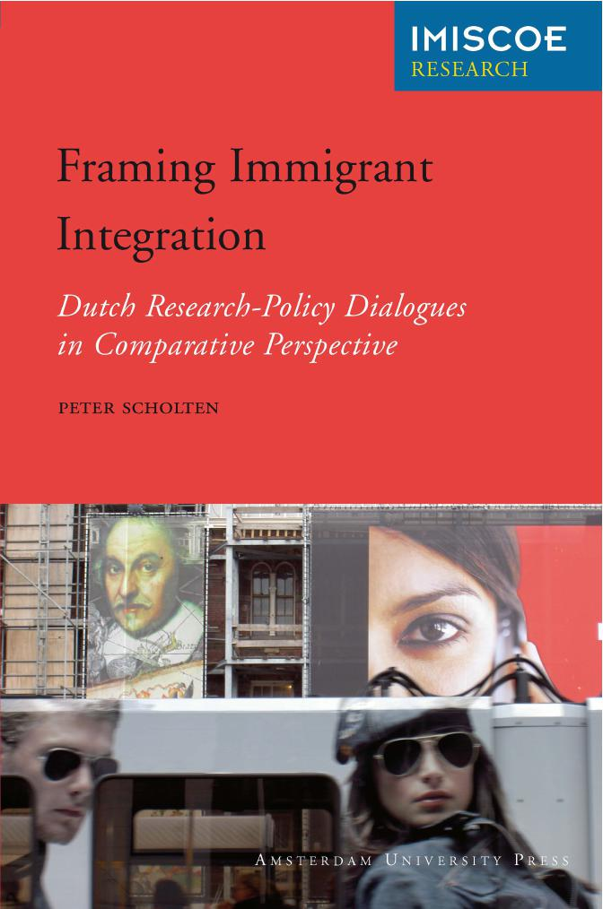 Cover of Framing Immigrant Integration