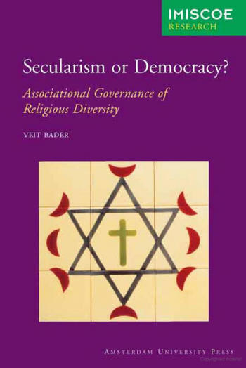 Cover of Secularism or Democracy?