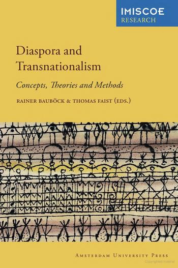 Cover of Diaspora and Transnationalism