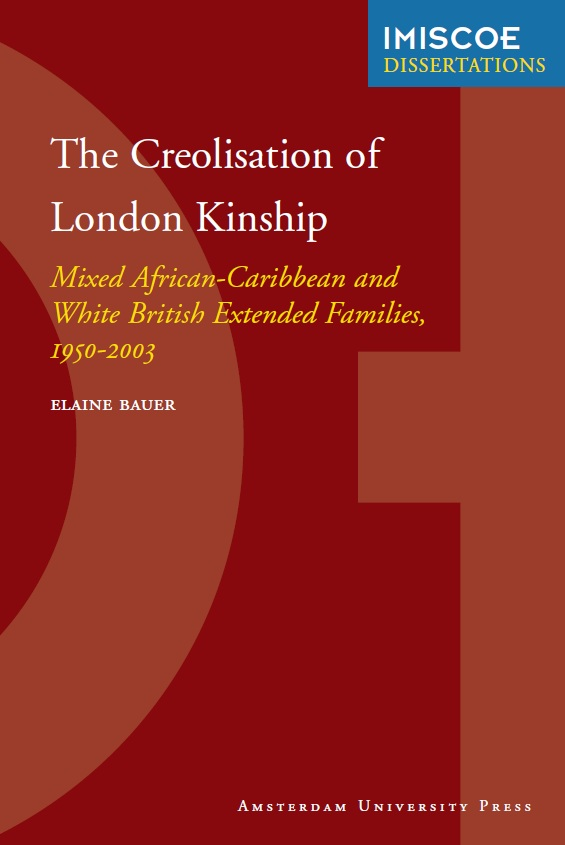 Cover of The Creolisation of London Kinship