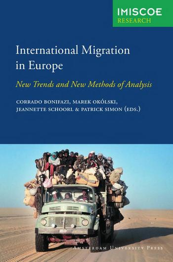 Cover of International Migration in Europe