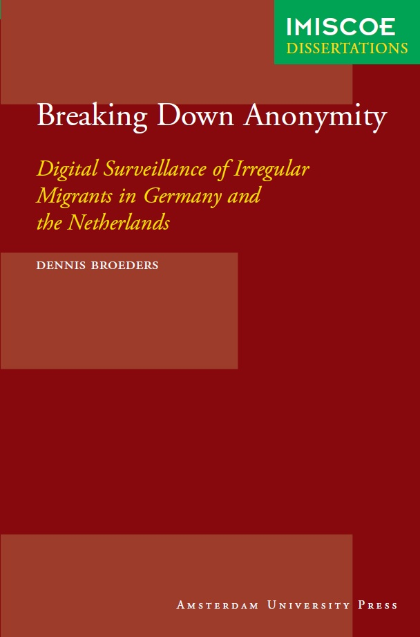 Cover of Breaking Down Anonymity