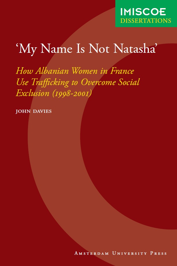 Cover of 'My Name is Not Natasha'