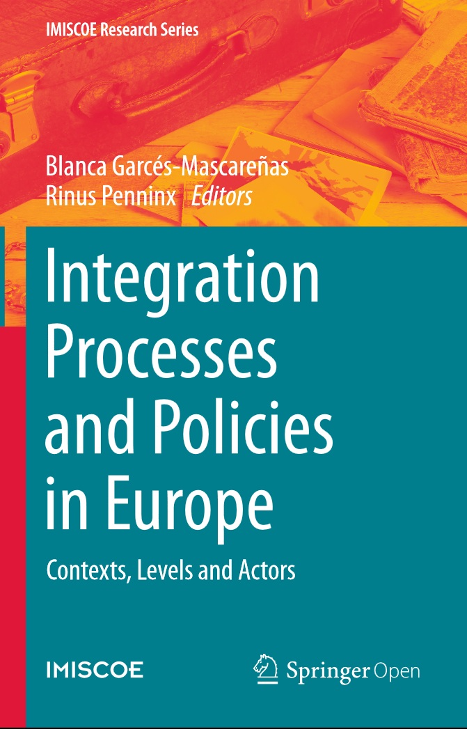 Cover of Integration Processes and Policies in Europe