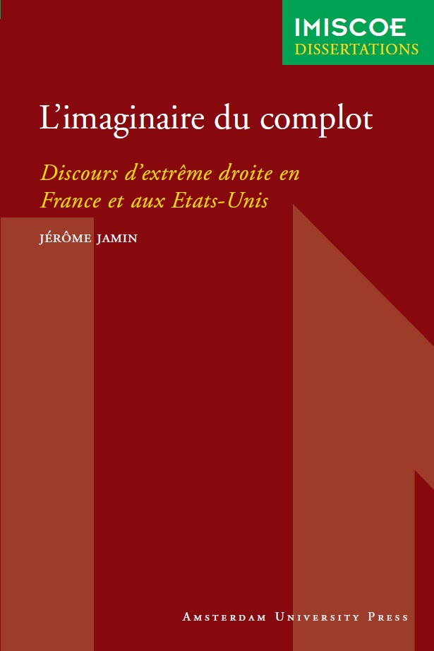 Cover of L'imaginaire du complot