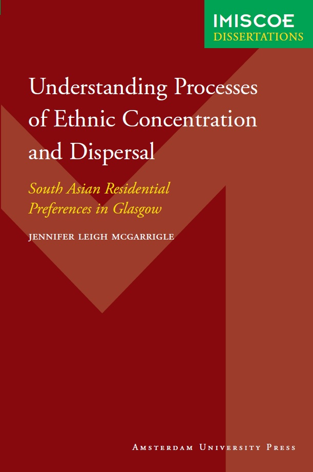 Cover of Understanding Processes of Ethnic Concentration and Dispersal