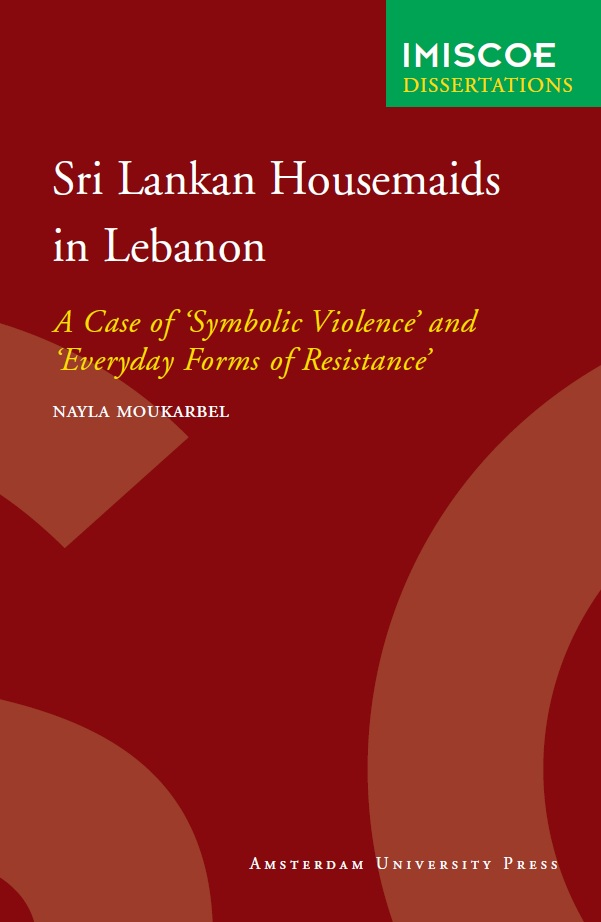 Cover of Sri Lankan Housemaids in Lebanon