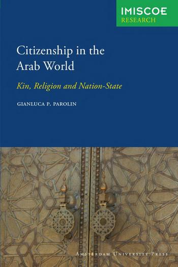 Cover of Citizenship in the Arab World