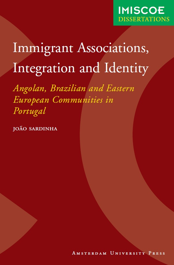 Cover of Immigrant associations, integration and identity
