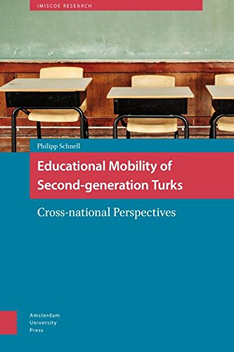 Cover of Educational Mobility of Second-Generation Turks