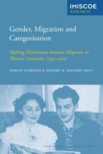 Cover of Gender, Migration and Categorisation